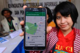 Aplikasi untuk memantau kegiatan anak