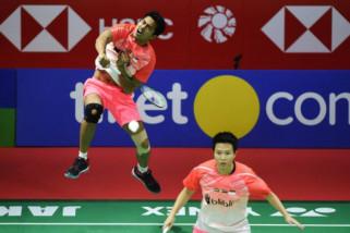 Kalahkan Zhang Nan/Li Yunhui, Owi/Butet melaju ke semifinal Indonesia Terbuka