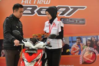 Honda rajai penjualan sepeda motor di Indonesia