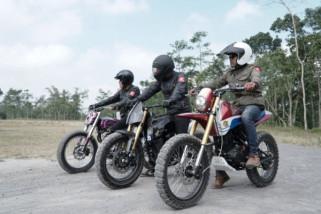 Karya pemenang Honda Modif Contest bakal blusukan di Yogyakarta