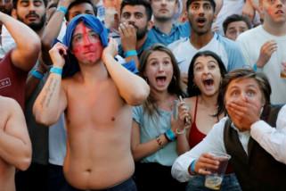 Polisi tahan pelaku perusakan patung di Stadion Spartak