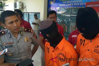 Dua penjambret ditangkap di Cilacap