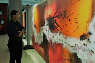Pelukis AR Soedarto gelar pameran tunggal