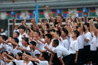 Usai Piala Dunia, demam sepak bola China kini dipantik Ronaldo