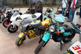 Sepeda motor mini berharga maksi