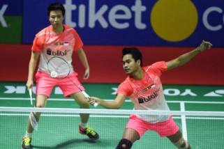 Tundukkan Kobayashi/Misaki, Owi/Butet lolos ke perempat final Indonesia Terbuka