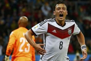 DFB akui kesalahan terkait pengunduran diri Ozil