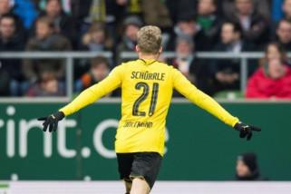 Fulham pinjam Schuerrle dari Borussia Dortmund