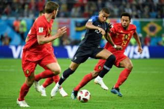Martinez: Kekecewaan Belgia harus dibayar posisi tiga
