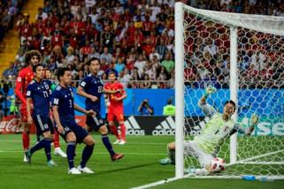 Menang dramatis atas Jepang, Belgia melaju ke perempat final