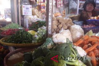 Musim kemarau harga sayuran di Temanggung naik