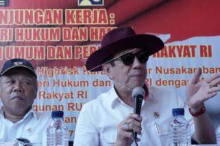 Program pelatihan jasa konstruksi napi Nusakambangan