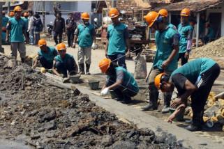 Uji sertifikasi pekerja konstruksi