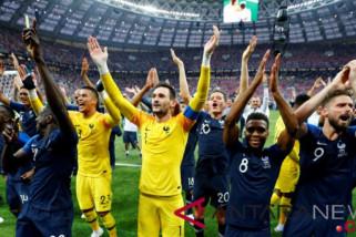 Ini pesepakbola  peraih penghargaan di Piala Dunia 2018