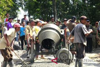 TMMD program penting untuk membangun desa
