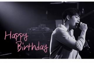 Fokus obati penyakitnya, Kim Woo-bin tetap rayakan ulang tahun