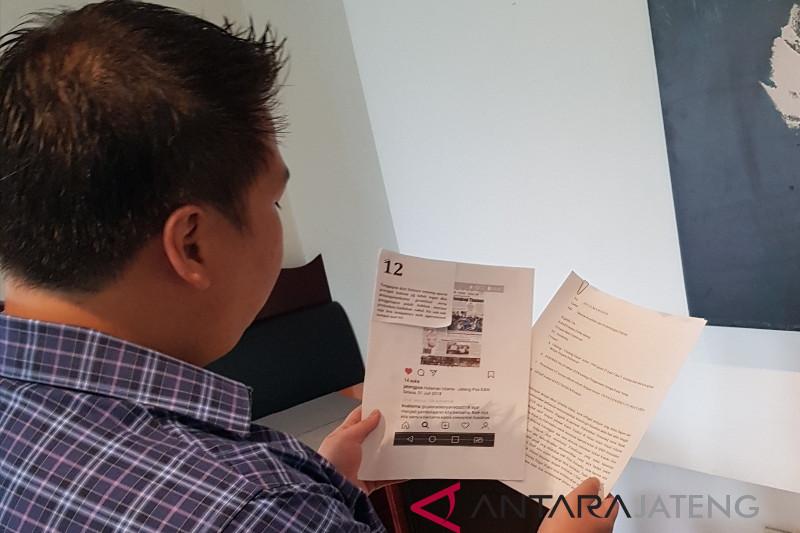 Diduga tak profesional, Kasat Reskrim Polrestabes Semarang dilaporkan ke Propam