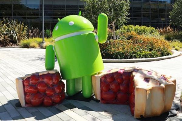 Android 9 Pie resmi diluncurkan Google