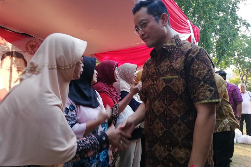 Juliari yakin pemilih Jokowi tidak berpaling
