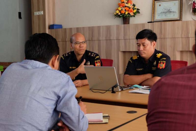 Bea Cukai sosialisasikan jaminan kepabeanan di PT Jamkrida Jateng