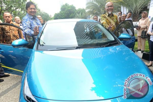 Indonesia fokus pengembangan mobil listrik