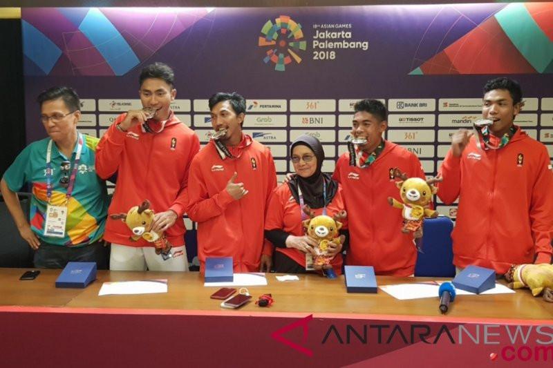 Daftar pemenang medali hari ke-12 Asian Games 2018
