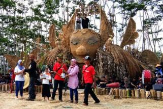 Di FLG, Komunitas Kebon Kliwon kampanye penghijauan
