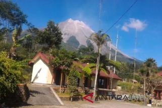 BPBD sosilisasikan Kubah Lava baru Gunung Merapi