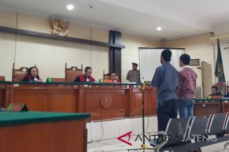 Lima pelaku perusakan PT RUM divonis 24 hingga 27 bulan