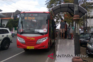 Permudah jangkauan, warga berharap halte BRT Trans Jateng ditambah
