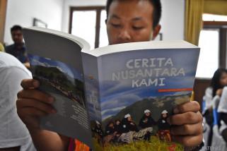 BUMN Hadir - Usai Kunjungi Rumah Kreatif, Siswa Mengenal Nusantara Termotivasi Berwirausaha