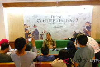 Dieng Culture Festival pertemukan pelaku kreatif wisata