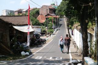 Satu terduga teroris warga Manyaran Semarang