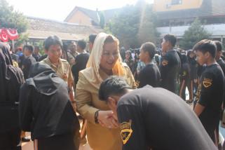 Marching Band Pelajar Semarang Tampil di Istana Negara