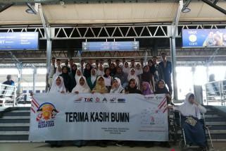BUMN Hadir - Peserta SMN asal Jateng ingin promosikan wisata unggulan