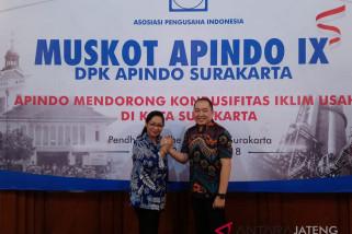 Iwan Kurniawan, pejabat Sritex terpilih jadi Ketua Apindo Surakarta
