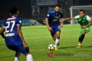 PSIS dipecundangi Bhayangkara FC di kandang