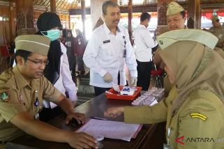 Puluhan Kepala Dinas di Surakarta jalani tes narkoba