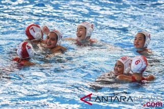 Polo air Indonesia akan hadapi ujian terberat hadapi China