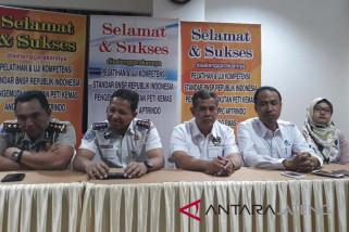 Tekan kecelakaan, sopir truk di Semarang ikuti uji kompetensi