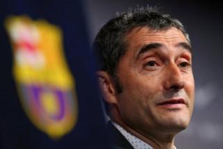 Pelatih Valverde tidak prioritaskan Liga Champions