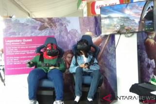 KOCCA bawa gim VR untuk didemontrasikan secara gratis