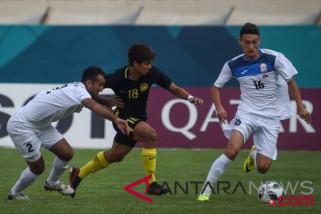 Malaysia bekuk kyrgizstan 3-1 di laga Asian Games