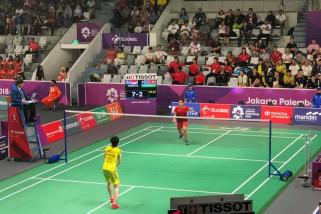 Tim bulu tangkis putri Indonesia melangkah ke perempat final