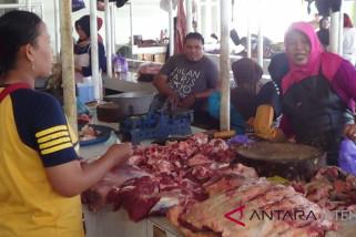 Harga daging sapi di Batang naik 20 persen
