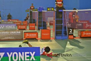72 pebulutangkis masuki tahap turnamen audisi Djarum