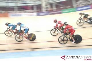 Pebalap sepeda Hong Kong raih emas madison putra