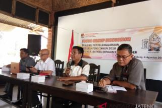 KPU Batang optimistis partipisasi pemilih pileg meningkat