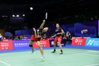 Empat ganda Indonesia melaju ke perempat final Kejuaraan Dunia Bulu Tangkis