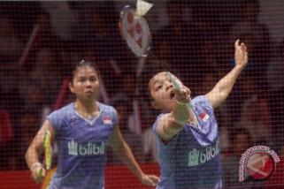 Kalah dari  Jepang, Greysia/Apriani terhenti pada semifinal Kejuaraan dunia